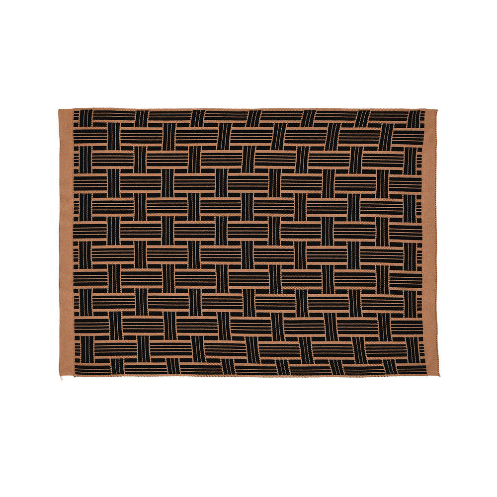 BASKET PLACEMAT HAZELNUT LIGHT