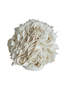 Porcelain Coral Sculpture by Lucinda Kirkby