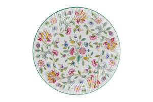 Set of 6 Vintage Minton Haddon Hall English Bone China Dinner Plates