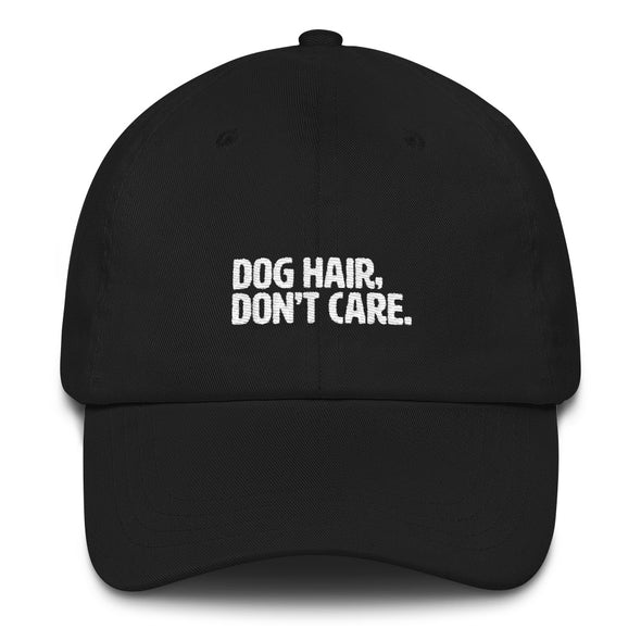 Dog Hair DC Dad hat