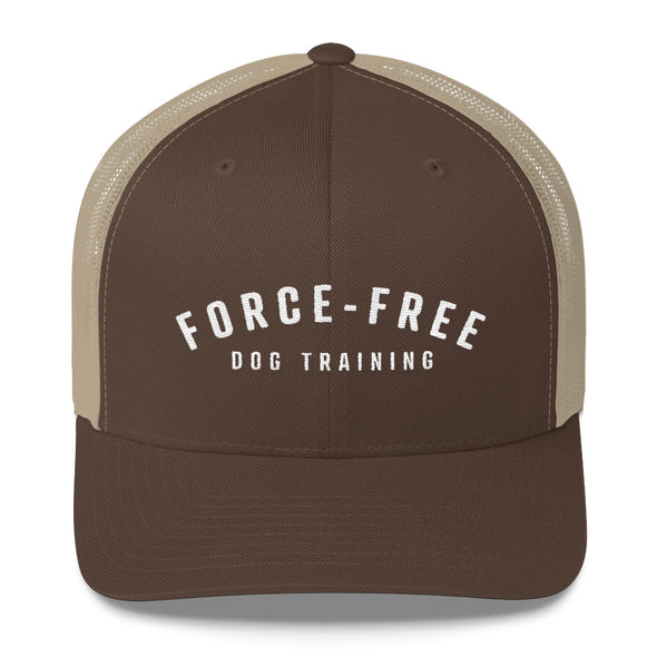 FF Dog Training Trucker Cap