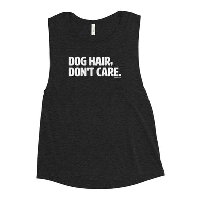 Dog Hair, DC  Women's Muscle Tank