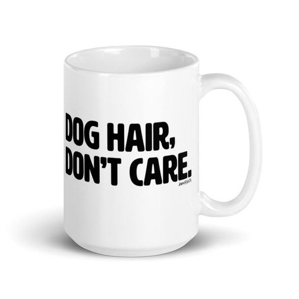 Dog Hair, DC Mug