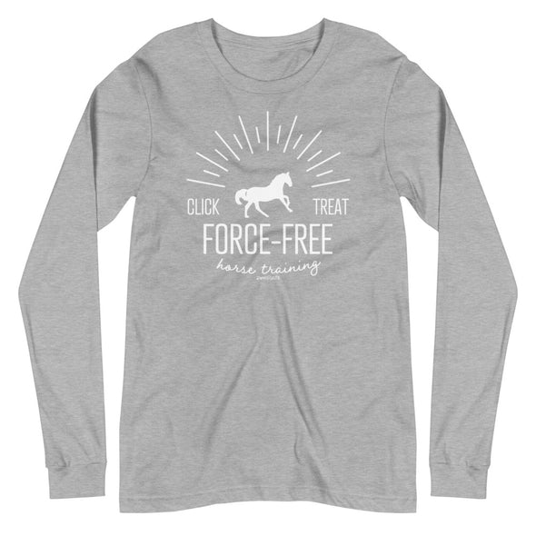 FF Horse Training Unisex Long Sleeve