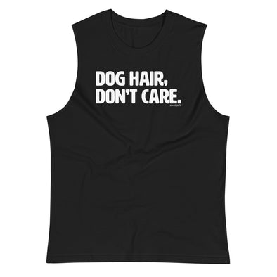 Dog Hair, DC Unisex Muscle Tank