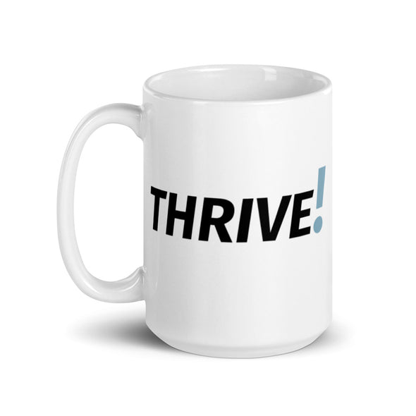 Thrive! Logo Mug