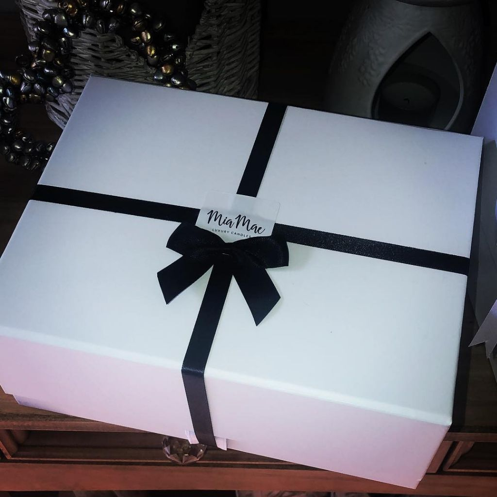 Candle & Melt Gift Box