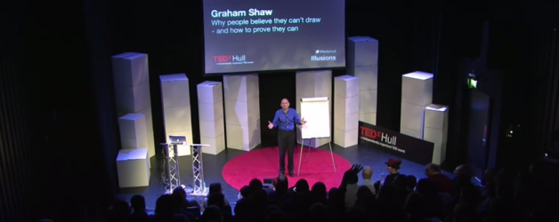 TEDx Talk - by Graham Shaw