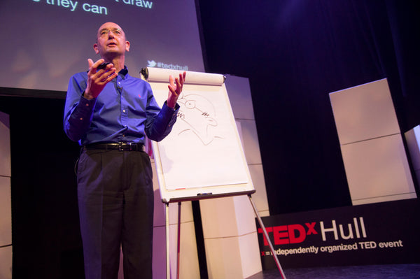Graham Shaw at TEDx Hull
