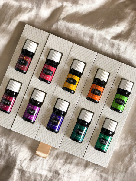 Premium Starter Kit Essential Oils