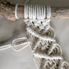 Macrame Wall Hanging Pattern Tutorial with downloadable PDF