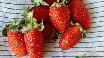 Love those strawberries!