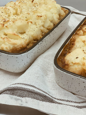 Yulli's Red Ale cottage pie