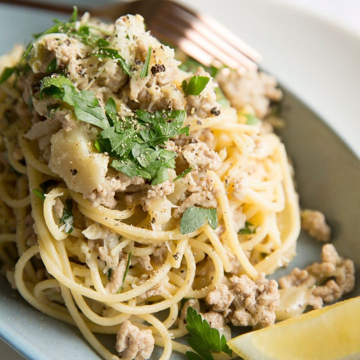 Pork and fennel bolognese