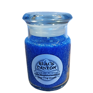 Unscented Jar Candles - theglasscandle-ca
