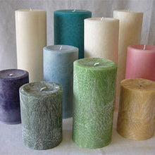 Load image into Gallery viewer, Scented Pillar Candles - theglasscandle-ca