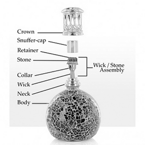 Fragrance Lamp Set - theglasscandle-ca