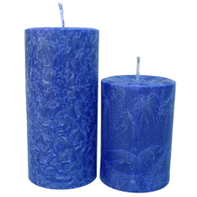 Load image into Gallery viewer, Unscented Pillar Candles - theglasscandle-ca