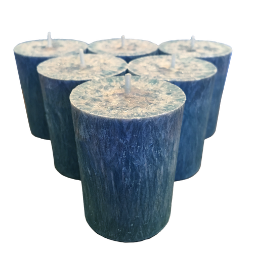 Scented Votives - theglasscandle-ca