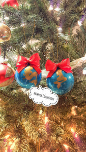 Mermaid Ornaments - Aribella Collection