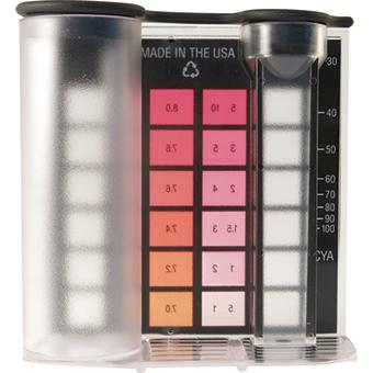 DPD Tab and Phenol Red Liquid Test Kit (P/N: 9056)