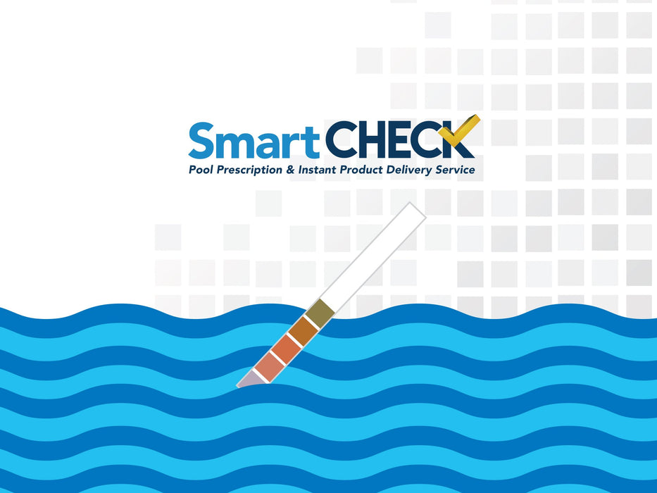 SmartCHECK Test Strips for App (set of 3 types)