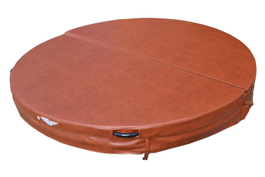 Sundance Spas Denali Hot Tub Cover Brown  (P/N: 6476-010PM) SHIPS IN 12 TO 13 WEEKS