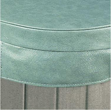 Sundance Spas Maxxus Hot Tub Cover Gray Bi-Fold 2002-2004  (P/N: 6475-516G) - Aqua-Tech