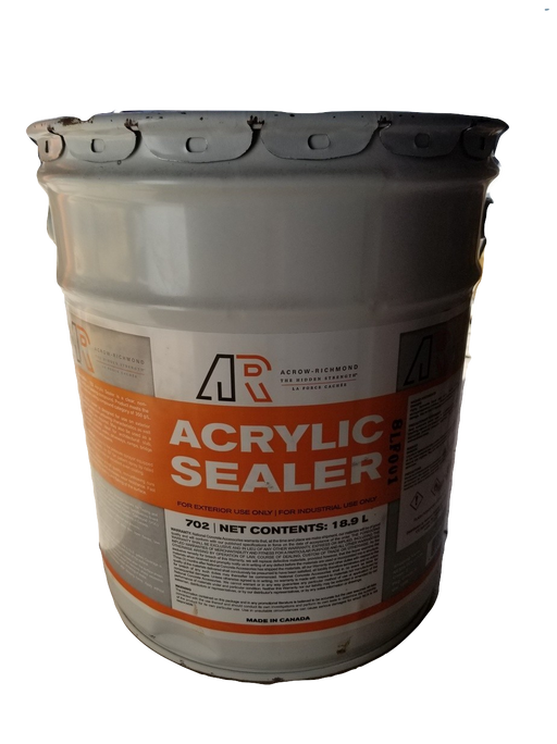 Acrylic Deck Sealer (1 week notice required for this item) - Aqua-Tech