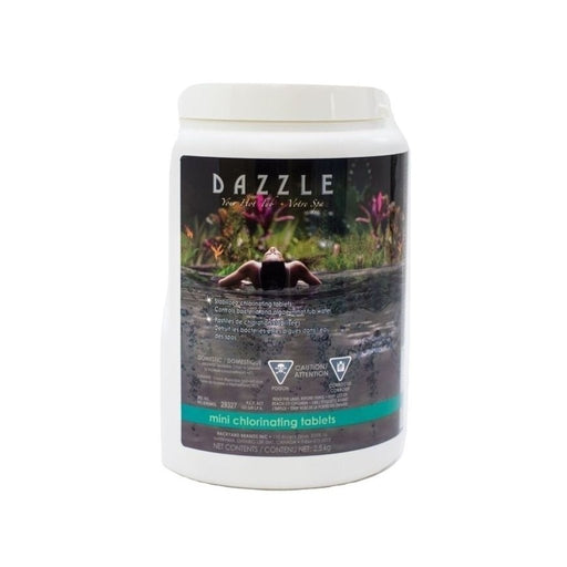 Dazzle Chlorinating Tablets (2.5kg) - Aqua-Tech