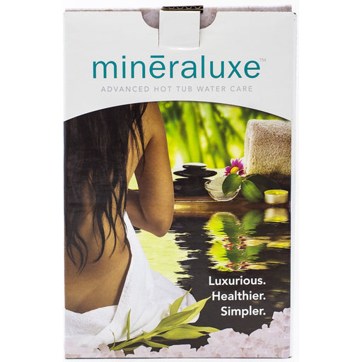 Mineraluxe 1 Month Chlorine Granules Mineraluxe System (1 Month Kit) - Aqua-Tech