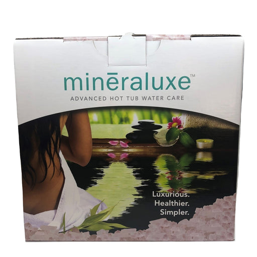Mineraluxe 3 Month Bromine Granules Mineraluxe System (3 Month Kit) - Aqua-Tech