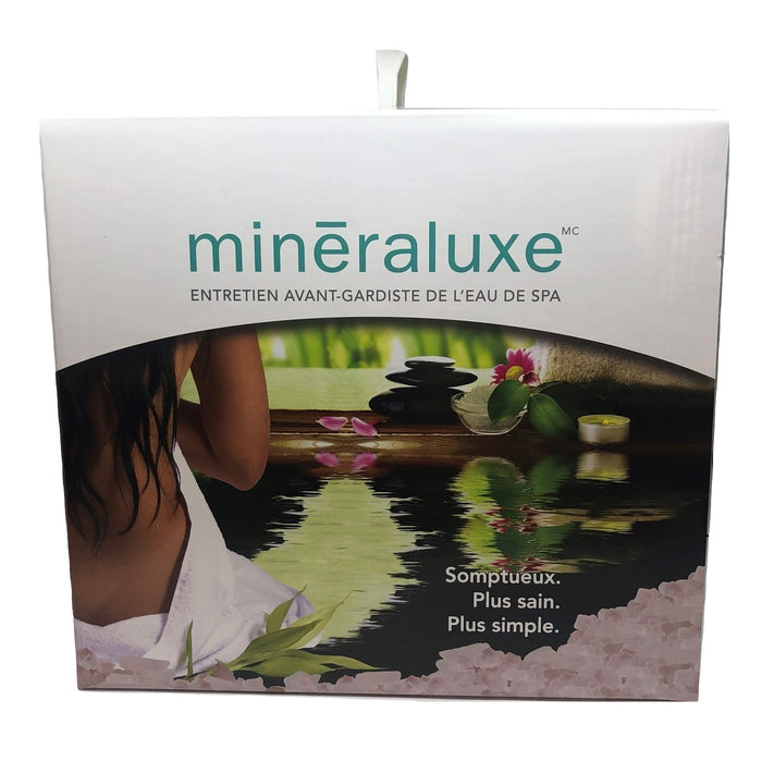 Mineraluxe 3 Month Chlorine Granules Mineraluxe System (3 Month Kit) - Aqua-Tech