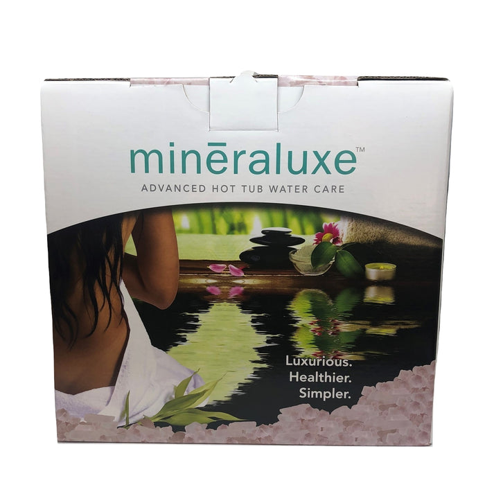 Mineraluxe 3 Month Chlorine Tablet Mineraluxe System (3 Month Kit) - Aqua-Tech
