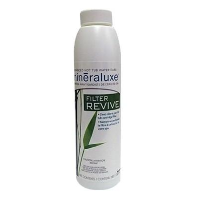 Mineraluxe Filter Revive (600ml) - Aqua-Tech