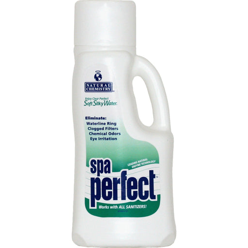 Hot Tub Chemicals - Natural Chemistry Spa Perfect (946ml)