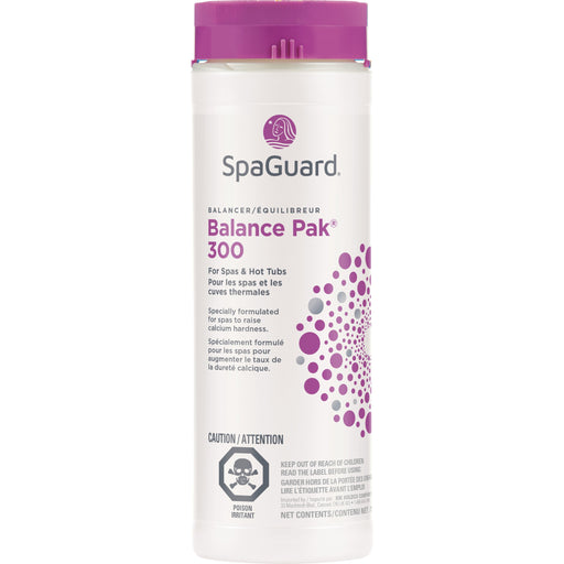 Hot Tub Chemicals - SpaGuard Balance Pak® 300 (800gm)