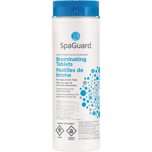 SpaGuard Brominating Tablets (800gm) - Aqua-Tech