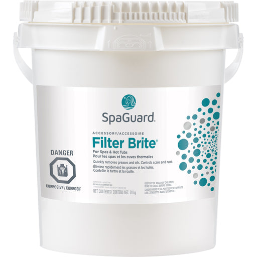 Hot Tub Chemicals - SpaGuard Filter Brite™ (20kg)