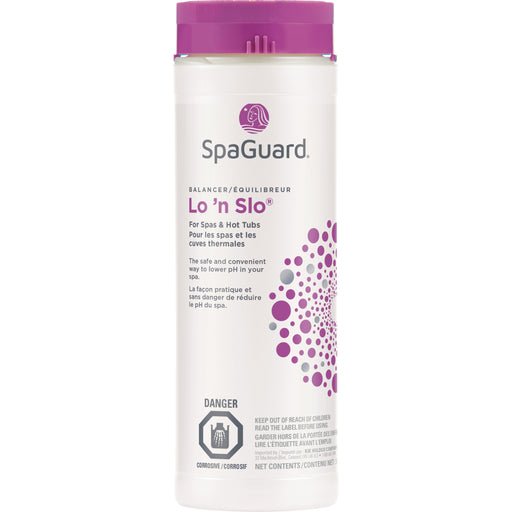 Hot Tub Chemicals - SpaGuard Lo 'N Slo® (1.25kg)