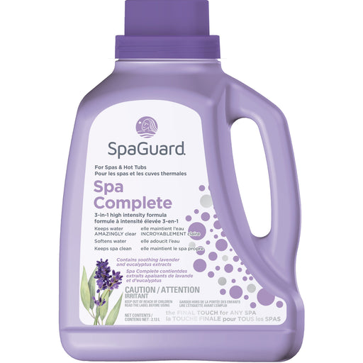 Hot Tub Chemicals - SpaGuard Spa Complete™ (2.07ltr)
