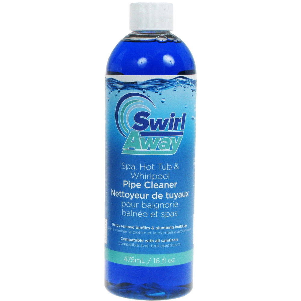 Hot Tub Chemicals - SpaGuard Swirl Away® Pipe Cleaner (473ml)