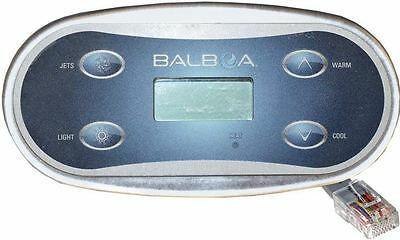Hot Tub Parts - Balboa Topside Control (P/N: 53272) SHIPS IN 10 TO 12 DAYS