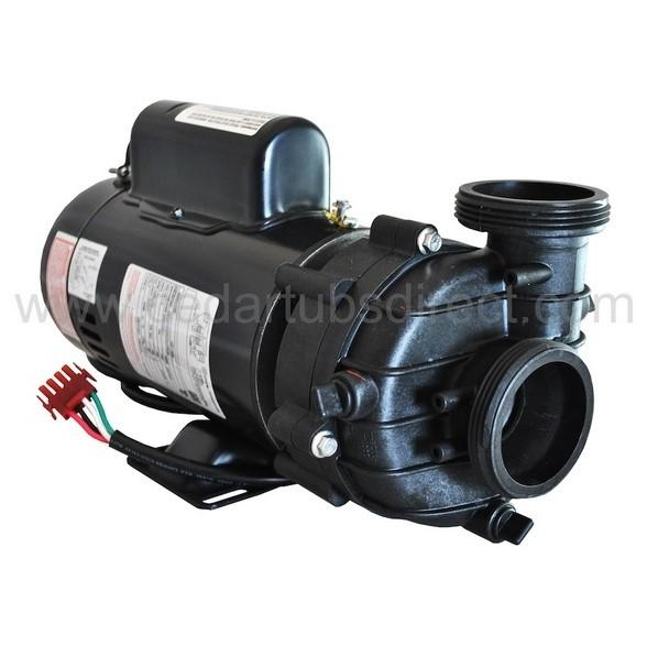 Balboa Ultra-Jet Ultimax 56 FR, 3HP, Pump 2 Speed (P/N: 5235210-S) - Aqua-Tech