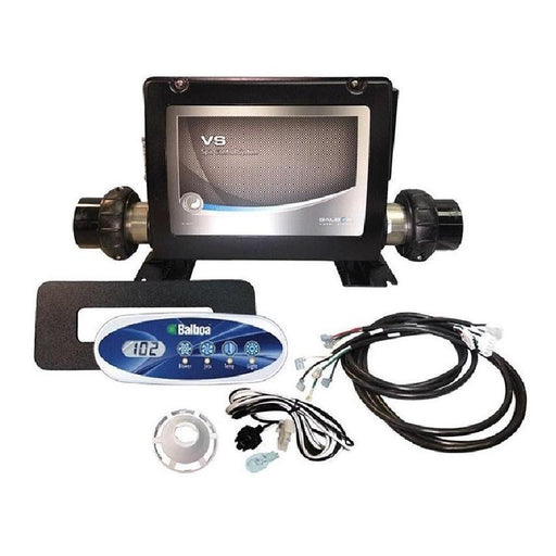 Balboa VS501 Replacement Spa Controller Bundle Kit (P/N: VS501) - Aqua-Tech