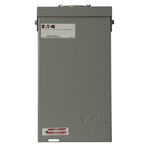 Eaton Spa/Hot Tub Outdoor Panel with 60 amp GFCI breaker (P/N: EA-15-260) SHIPS IN 7 TO 10 DAYS - Aqua-Tech