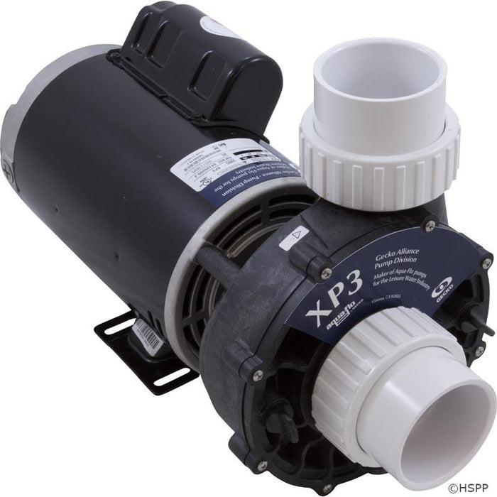 Gecko Aqua-Flo Master XP3 Pump 3HP (P/N: 08326000-2041) - Aqua-Tech