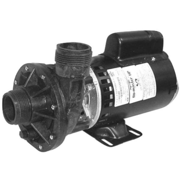 Gecko Flo-Master FMHP Pump 1.5HP, 115V, Side Discharge (P/N: 02110000-1010) - Aqua-Tech