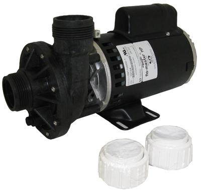 Gecko Flo-Master FMHP Pump 2HP, 115V, Side Discharge (P/N: 02115000-1010) SHIPS IN 3 WEEKS - Aqua-Tech