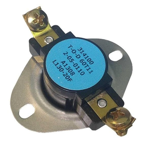 Hot Tub Parts - Sundance Spa Jacuzzi Hi Limit Disc (P/N: 6000-093)